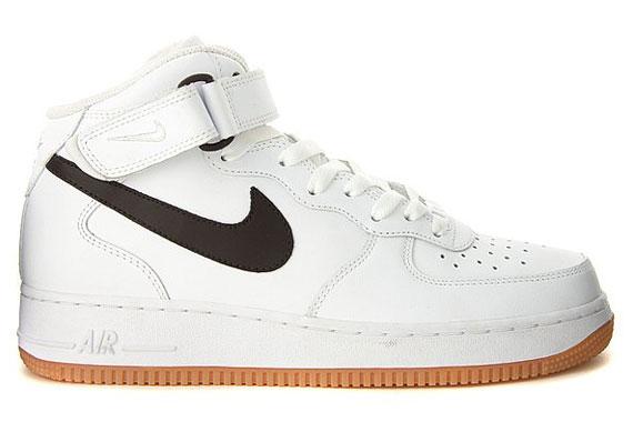 High Top Nike Shoes White