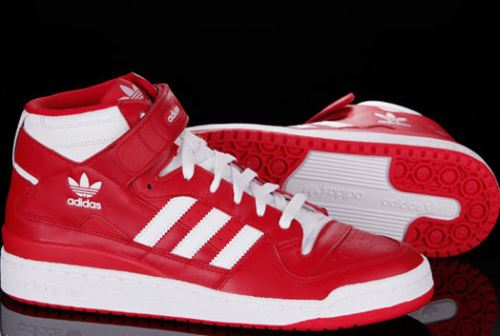 Adidas High Basketball Shoes